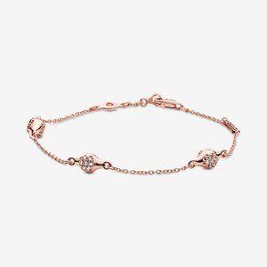 Pandora Pavé Modern LovePods Bracelet&nbsp